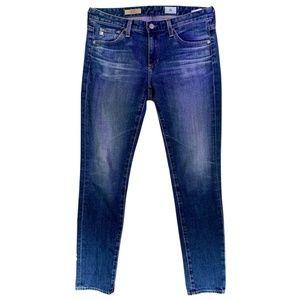 AG Women Jeans The Tilt Cigarette Leg Size 27R